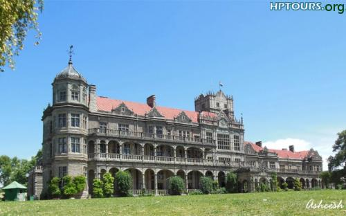 Indian Institute of Advanced Study Shimla Himachal Pradesh