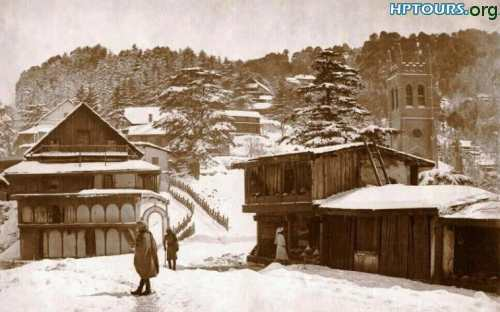 The name Shimla has many roots, one of them says that it has derived its name from 'Shyamala' an incarnation of Goddess Kali.