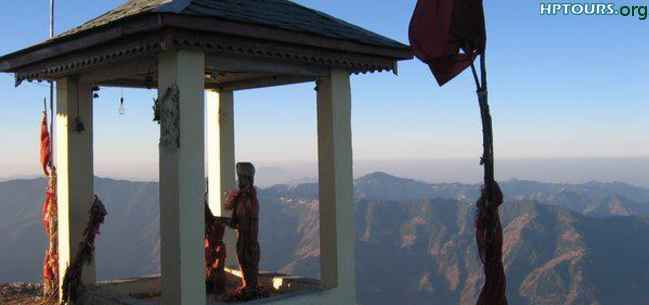 Shali Heights Temple, Shimla, Himachal